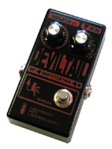 LAL DV Deathtortion DevilTail Distortion Pedal